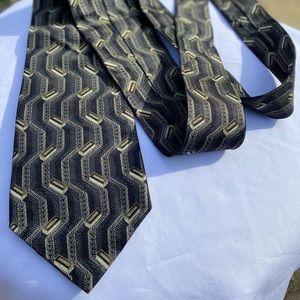 """NW Villa Bugatti 🇺🇸 Made 💯 pure Silk Tie, 63""""L"""